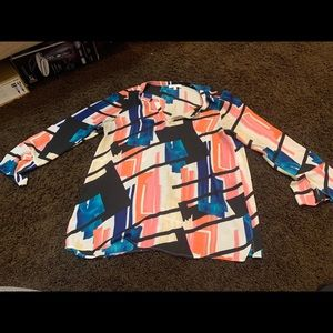 Business Casual Chaus New York Blouse